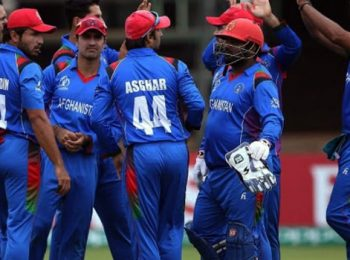 Afghanistan - ICC World Cup 2019