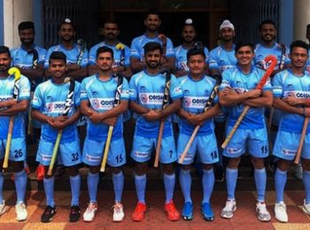 sports news hockey - Indian national hockey team