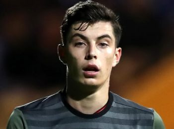 Kai Havertz Bayer Leverkusen club