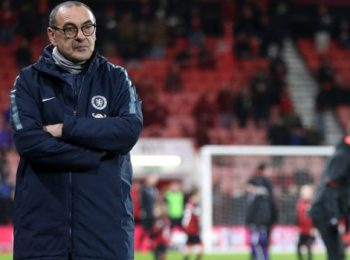 latest football new - Maurizio Sarri Chelsea