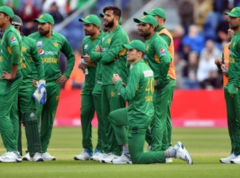 Pakistan - ICC Champions Trophy winner 2017