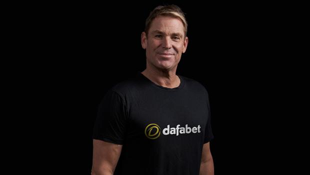Shane Warne - Dafabet Sports Ambassador