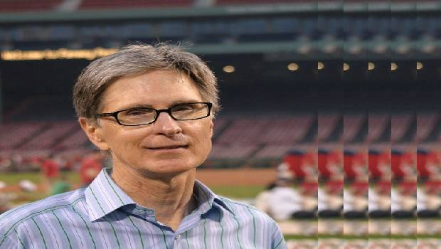 live football news - Liverpool's owner John Henry