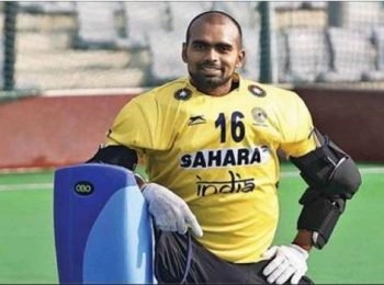 latest hockey news - PR Sreejesh