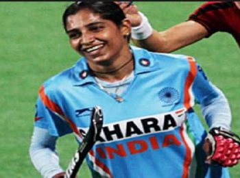 Ritu Rani - indian womens hockey team captain