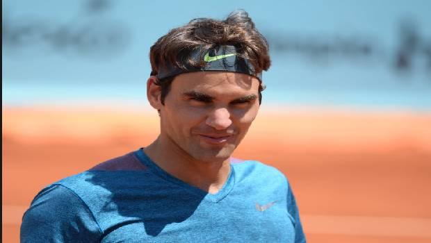 latest tennis news - Roger Federer