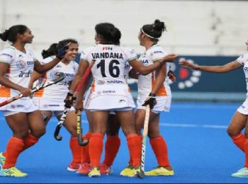 india hockey news - indian womens hockey team