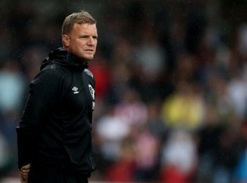 football updates - Bournemouth boss Eddie Howe