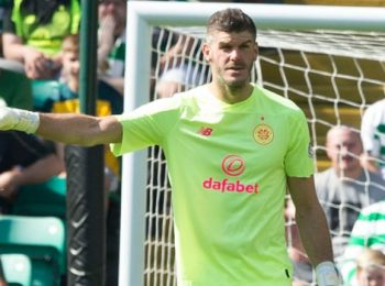 latest football news - Fraser Forster