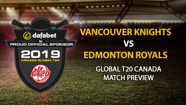 Global T20 League - vancouver knights