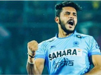 indian hockey news - Harmanpreet Singh