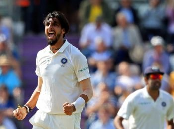cricket update news - Ishant Sharma