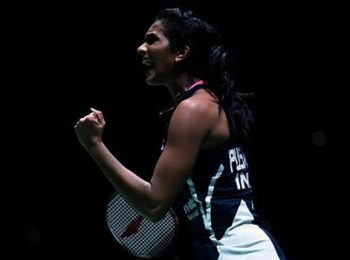 badminton news india - Brief, brutal and no longer the bridesmaid: PV Sindhu is finally a World Champion