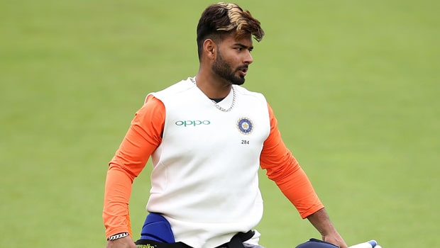 cricket news today match - Rishabh Pant
