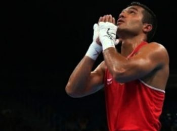 Boxing news - Vikas Krishan returns home to chase his Olympic dream