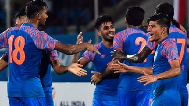 indian football news - India football team