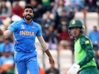 latest cricket update - Jasprit Bumrah