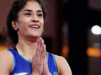 latest wrestling news - Vinesh Phogat