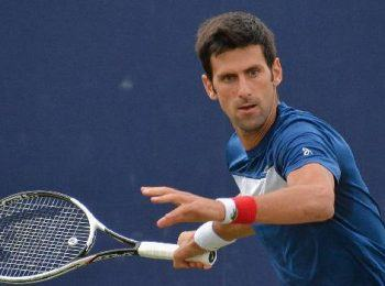 latest tennis news - Novak Djokovic