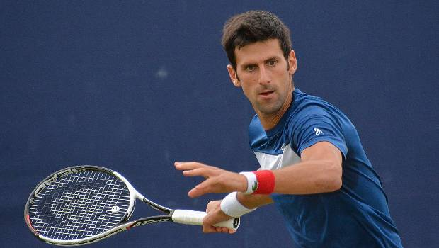 latest tennis news - Novak Djokovic