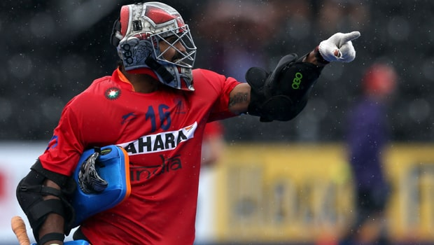 PR Sreejesh Indian Field Hockey