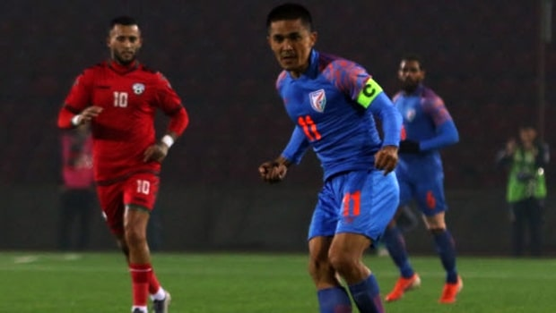 India Draws with Afghanistan In 2022 World Cup Qualifiers