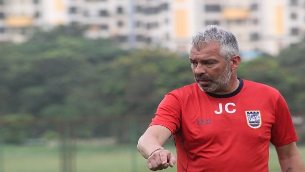 Jorge Costa Mumbai FC-min