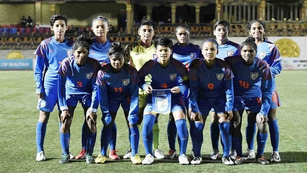 India U17 Women to face Sweden and Thailand