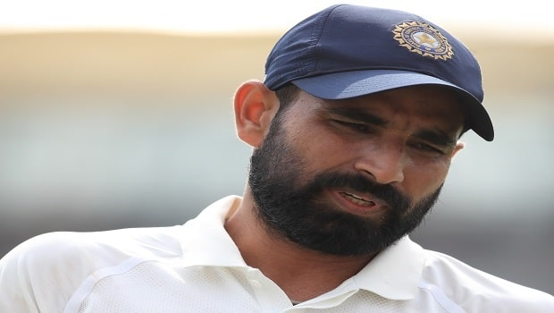 Mohammed Shami cricket