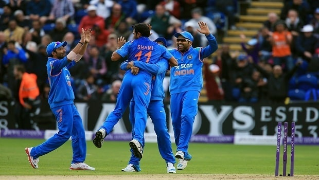 Mohammed Shami's new avatar bodes well for India's T20 plans