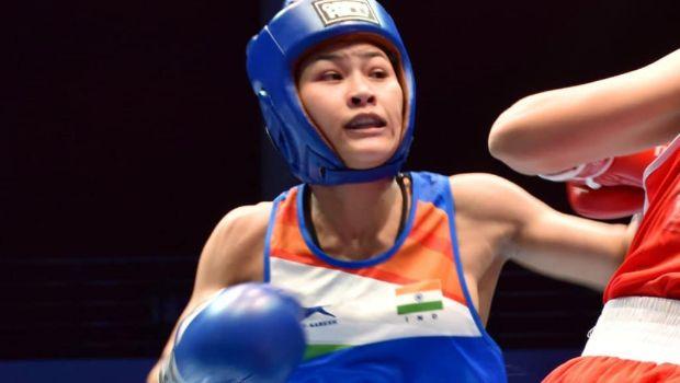 Jamuna Boro boxing