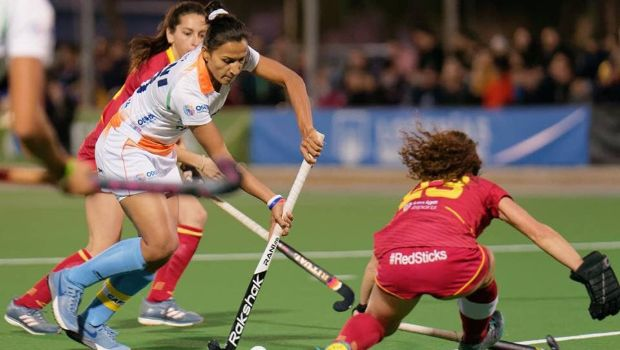 Rani Rampal Women Hockey Team India