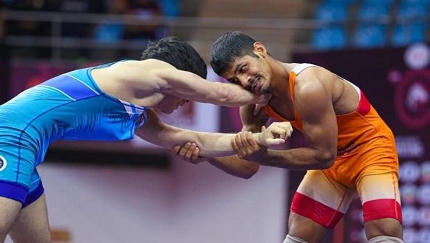 Jitender  Kumar reaches finals of the Asian Championships