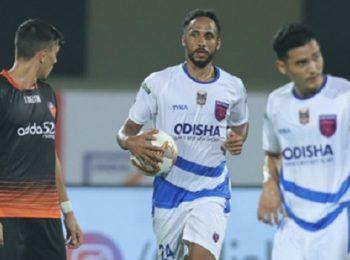 How a move to Odisha FC turned Manuel Onwu's ISL season around