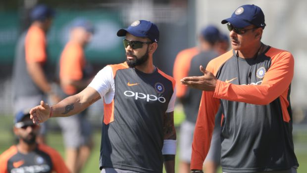 Shastri calls Kohli as boss of India cricket