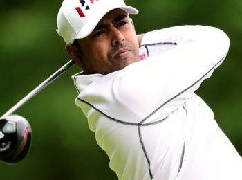 Anirban Lahiri Indian golfer