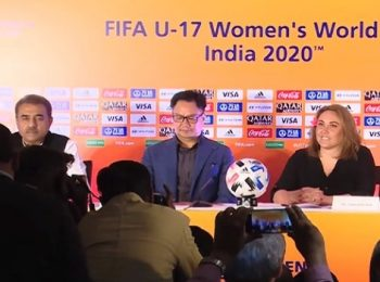 India 2020: FIFA U17 Women's World Cup postponed