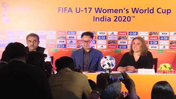 India 2020: FIFA U17 Women's World Cup postponed