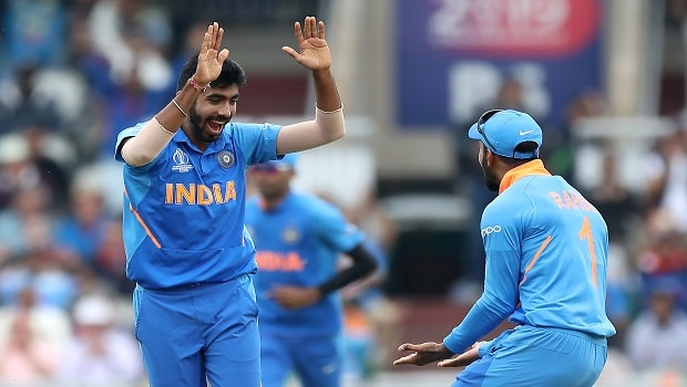 Jasprit Bumrah urges citizen to follow guidelines and hit COVID-19 out of the park