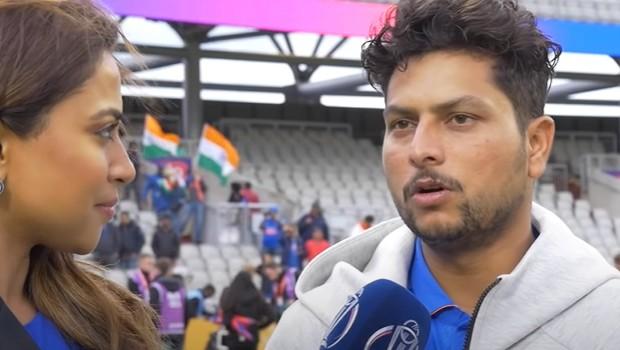 Kuldeep Yadav interview