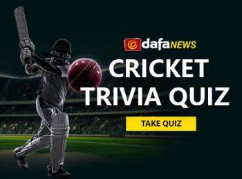 DafaNews Cricket Trivia Quiz