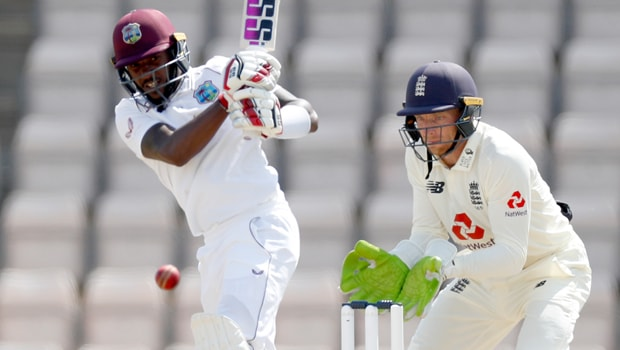 Jermaine Blackwood's 95 guides West Indies to emphatic win