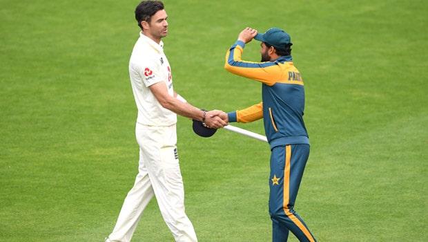 James Anderson vs pakistan