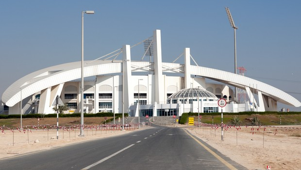 cricket stadium uae