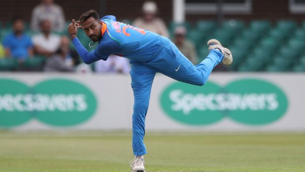 IPL 2020: It is a blessing that we have three bowlers who can bowl consistently over 140 kmph - Krunal Pandya