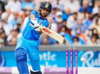 IPL 2020: Shikhar Dhawan creating amazing platform for us - Shreyas Iyer