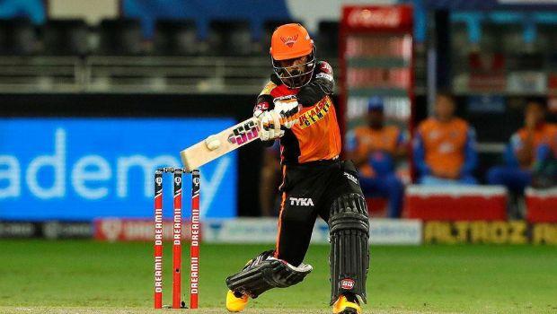 IPL 2020: I took my chances in the powerplay - Wriddhiman Saha