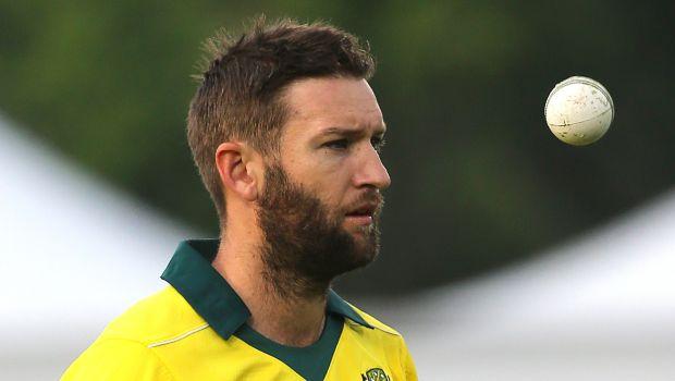 Andrew Tye replaces Kane Richardson in Australia's ODI and T20I squads