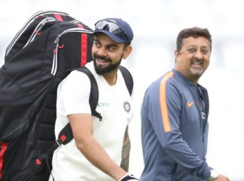 Virat Kohli will soon be lifting the World Cup - Harbhajan Singh