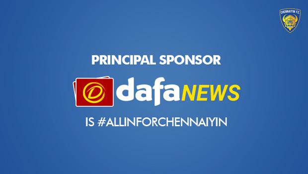 dafanews chennayin partnership